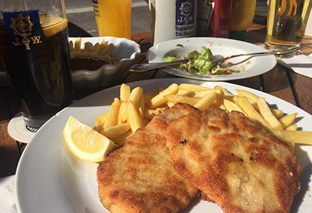 ドイツの食べ物