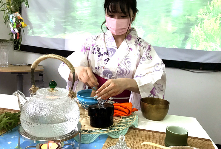 DZGO茶道部